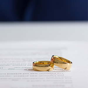 Divorce/Dissolution of Marriage